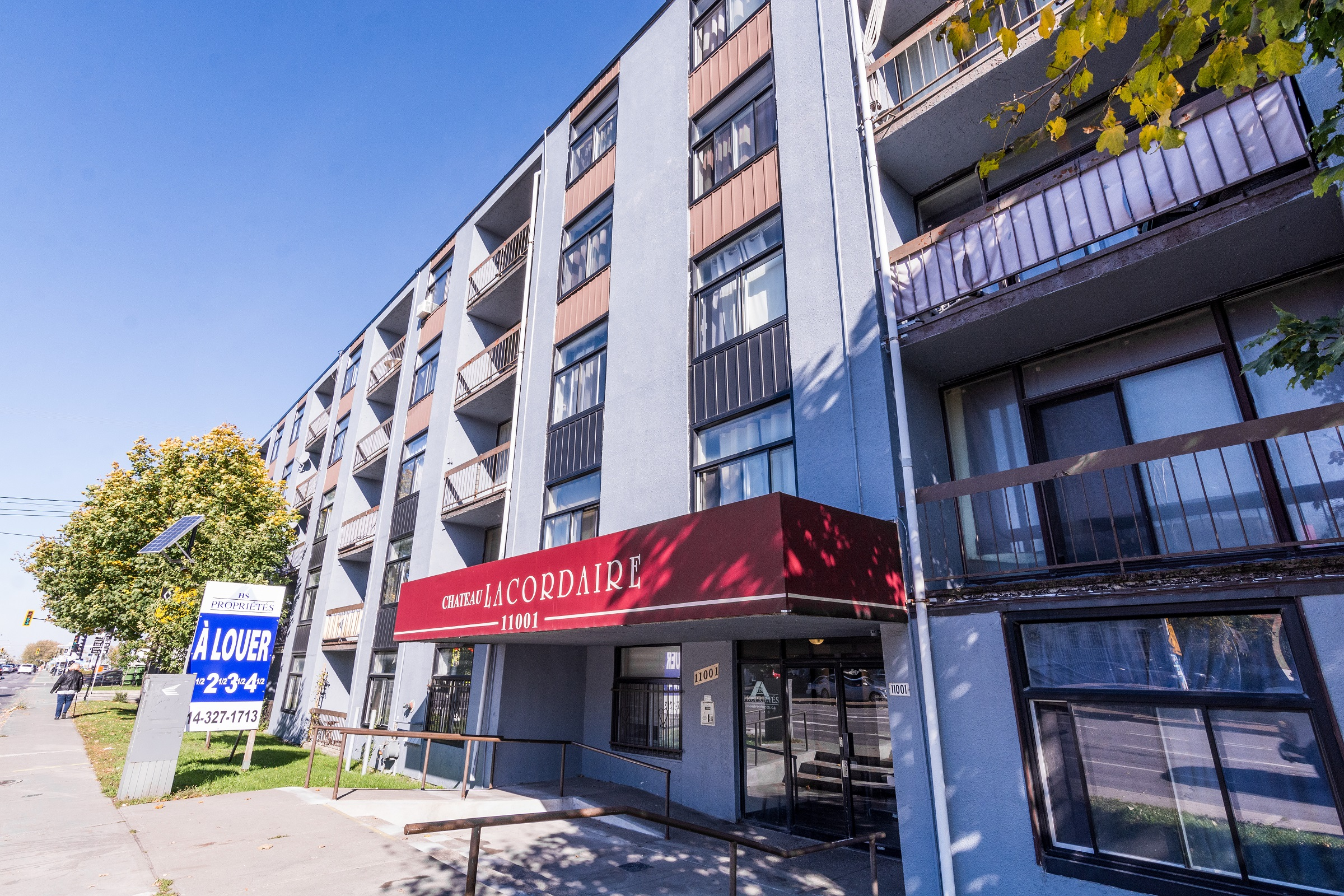 Appartement 1 Chambre a louer à Montreal-Nord a Lacordaire - Photo 02 - TrouveUnAppart – L7644