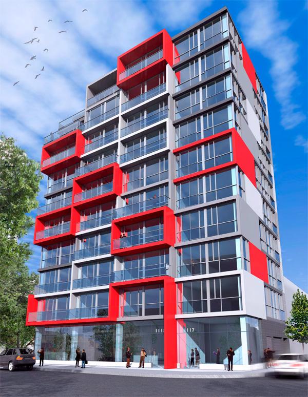 Appartement Studio / Bachelor de luxe a louer à Montréal (Centre-Ville) a Le Rubic - Photo 05 - TrouveUnAppart – L198437
