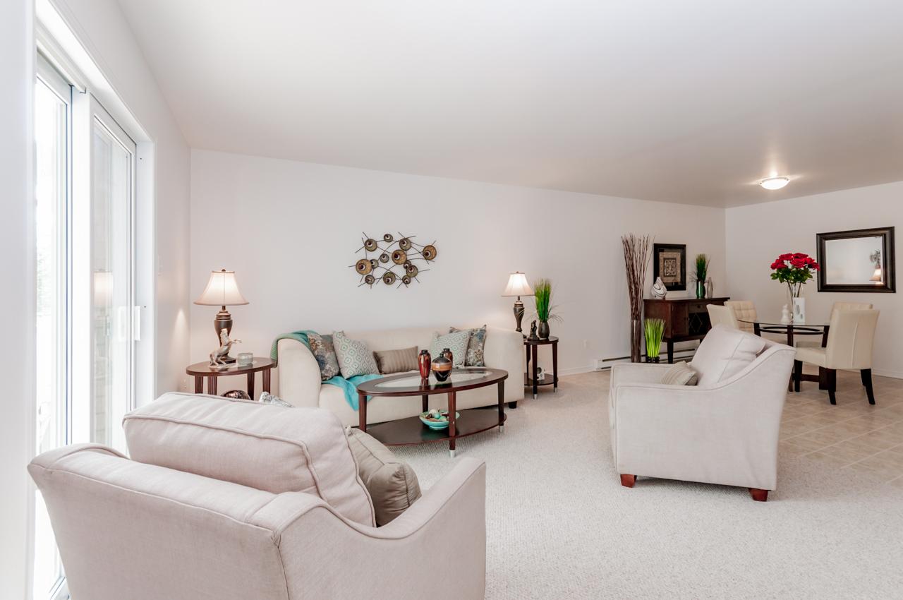 Appartement 2 Chambres a louer à Gatineau-Hull a Du Plateau - Photo 03 - TrouveUnAppart – L8893