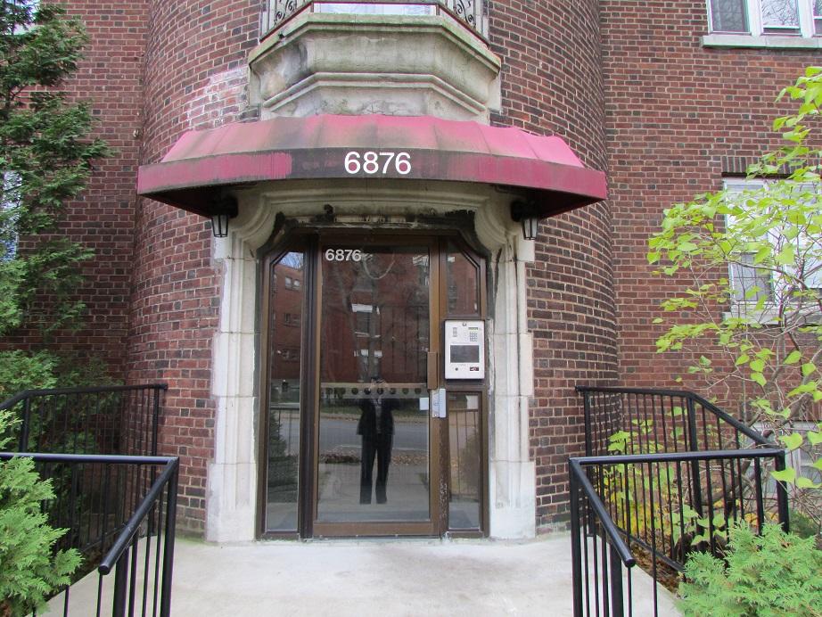 Appartement 1 Chambre a louer à Notre-Dame-de-Grâce a 6876 Sherbrooke Ouest - Photo 02 - TrouveUnAppart – L27080