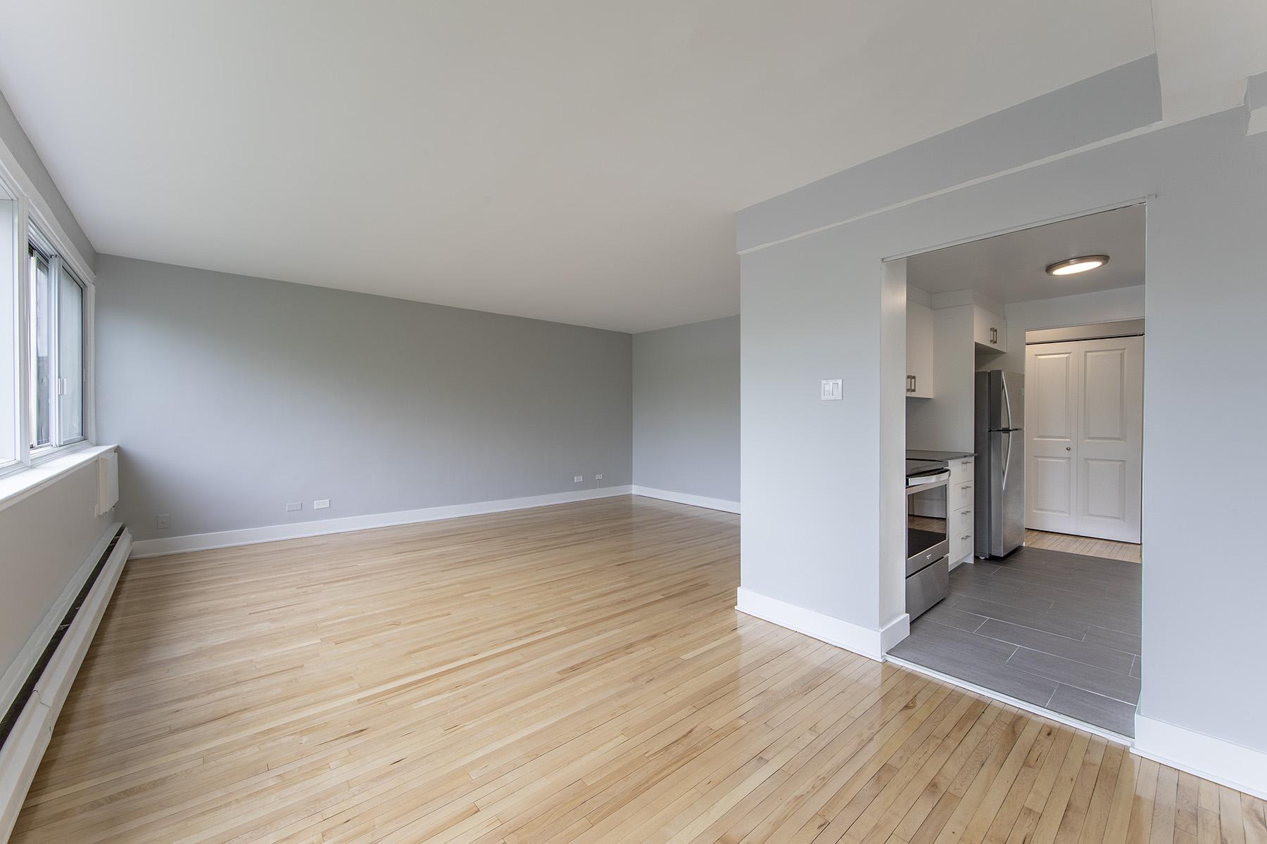 Appartement 2 Chambres a louer à Côte-Saint-Luc a 5765 Cote St-Luc - Photo 02 - TrouveUnAppart – L401533