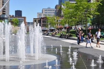 Condo 2 Chambres de luxe a louer à Montréal (Centre-Ville) a 1255 de Bullion - Photo 14 - TrouveUnAppart – L119809