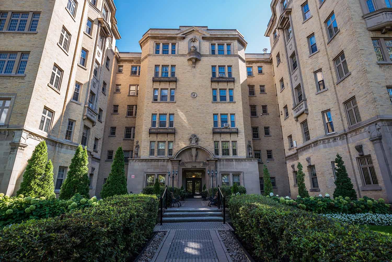 Appartement Studio / Bachelor a louer à Montréal (Centre-Ville) a Haddon Hall - Photo 01 - TrouveUnAppart – L8020