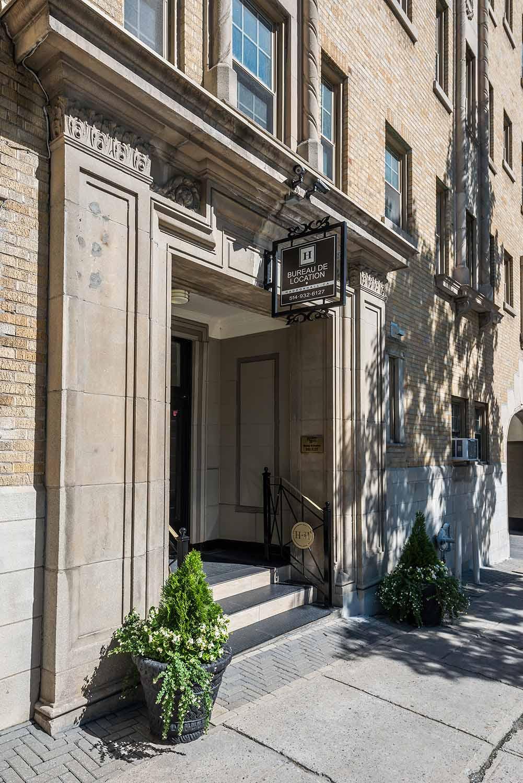 Appartement Studio / Bachelor a louer à Montréal (Centre-Ville) a Haddon Hall - Photo 03 - TrouveUnAppart – L8020