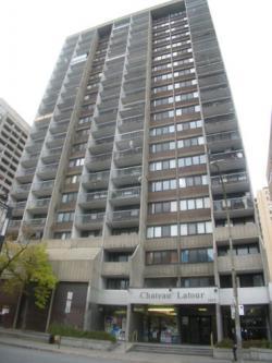 Penthouse 1 Chambre a louer à Montréal (Centre-Ville) a 1819 Maisonneuve Ouest - Photo 06 - TrouveUnAppart – L3751