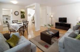 Penthouse 2 Chambres a louer à Pointe Claire a Southwest One - Photo 01 - TrouveUnAppart – L1295