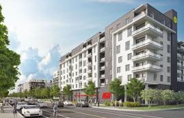 Appartement 2 Chambres a louer à Montréal (Centre-Ville) a Unicité - Photo 01 - TrouveUnAppart – L401590