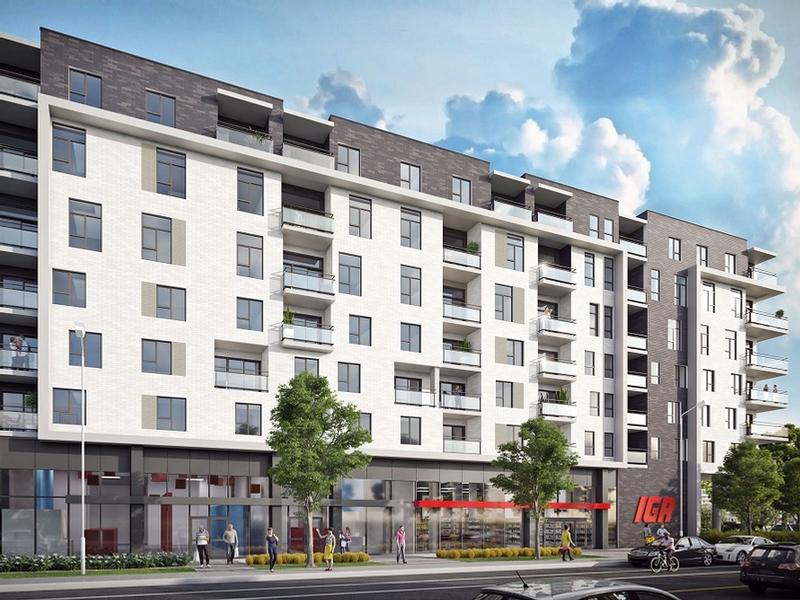 Appartement 2 Chambres a louer à Montréal (Centre-Ville) a Unicité - Photo 02 - TrouveUnAppart – L401590