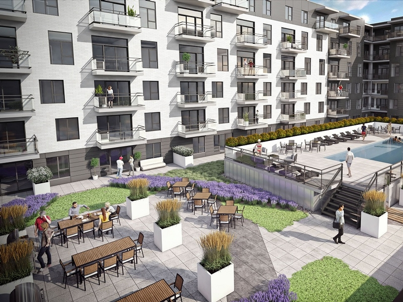 Appartement 2 Chambres a louer à Montréal (Centre-Ville) a Unicité - Photo 05 - TrouveUnAppart – L401590