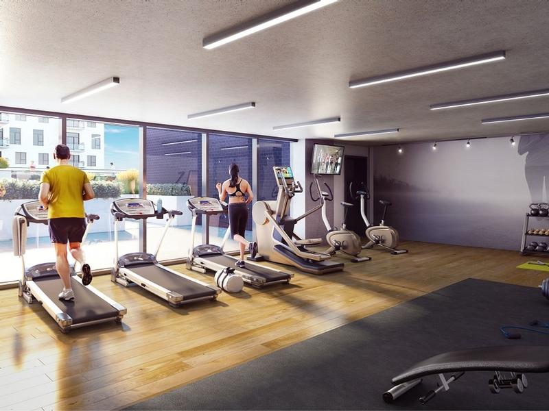 Appartement 2 Chambres a louer à Montréal (Centre-Ville) a Unicité - Photo 03 - TrouveUnAppart – L401590