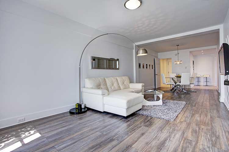 Appartement 1 Chambre a louer à Westmount a 4560 Ste Catherine Ouest - Photo 02 - TrouveUnAppart – L9818