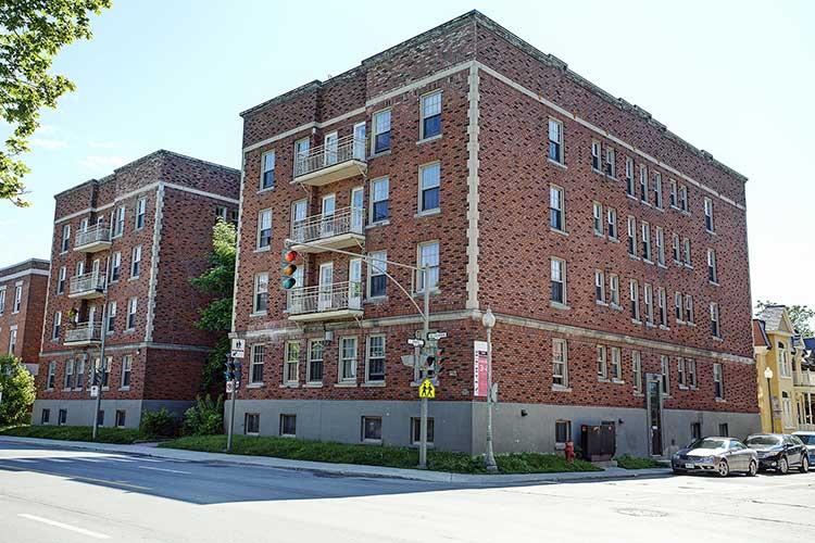 Appartement 1 Chambre a louer à Westmount a 4560 Ste Catherine Ouest - Photo 09 - TrouveUnAppart – L9818