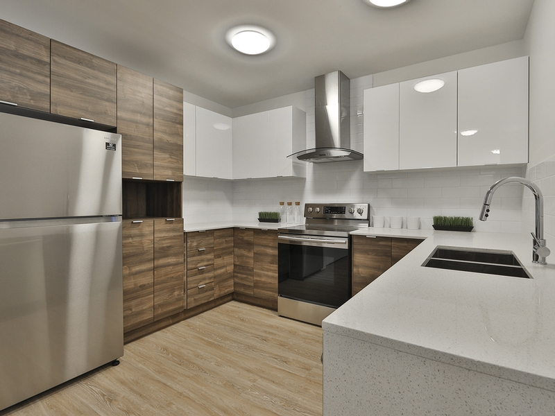 Appartement Studio / Bachelor a louer à Ville St-Laurent - Bois-Franc a Vita - Photo 07 - TrouveUnAppart – L405441
