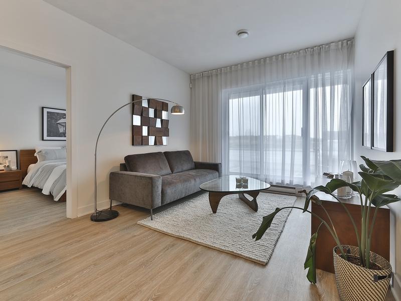 Appartement Studio / Bachelor a louer à Ville St-Laurent - Bois-Franc a Vita - Photo 09 - TrouveUnAppart – L405441