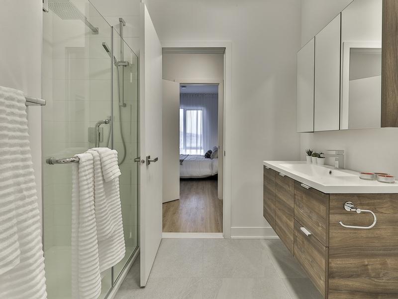 Appartement Studio / Bachelor a louer à Ville St-Laurent - Bois-Franc a Vita - Photo 11 - TrouveUnAppart – L405441