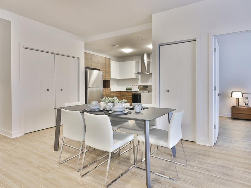 Appartement Studio / Bachelor a louer à Ville St-Laurent - Bois-Franc a Vita - Photo 08 - TrouveUnAppart – L405441