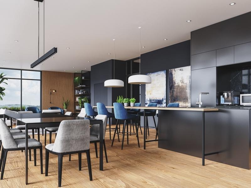 Appartement Studio / Bachelor a louer à Ville St-Laurent - Bois-Franc a Vita - Photo 03 - TrouveUnAppart – L405441