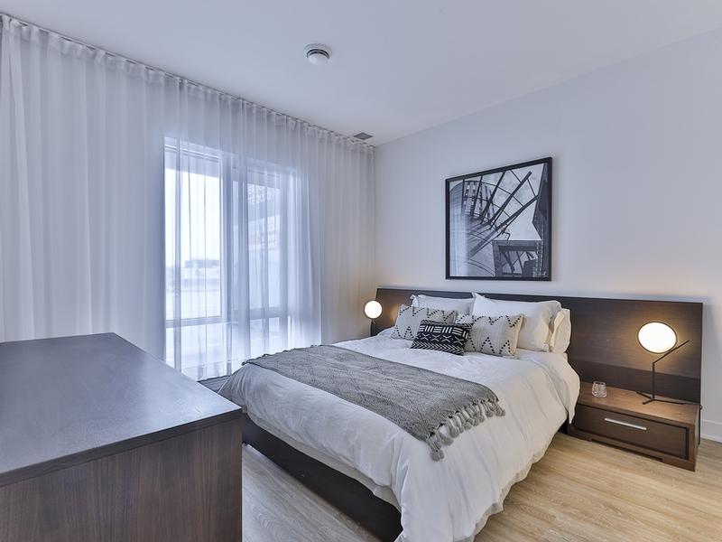 Appartement Studio / Bachelor a louer à Ville St-Laurent - Bois-Franc a Vita - Photo 10 - TrouveUnAppart – L405441