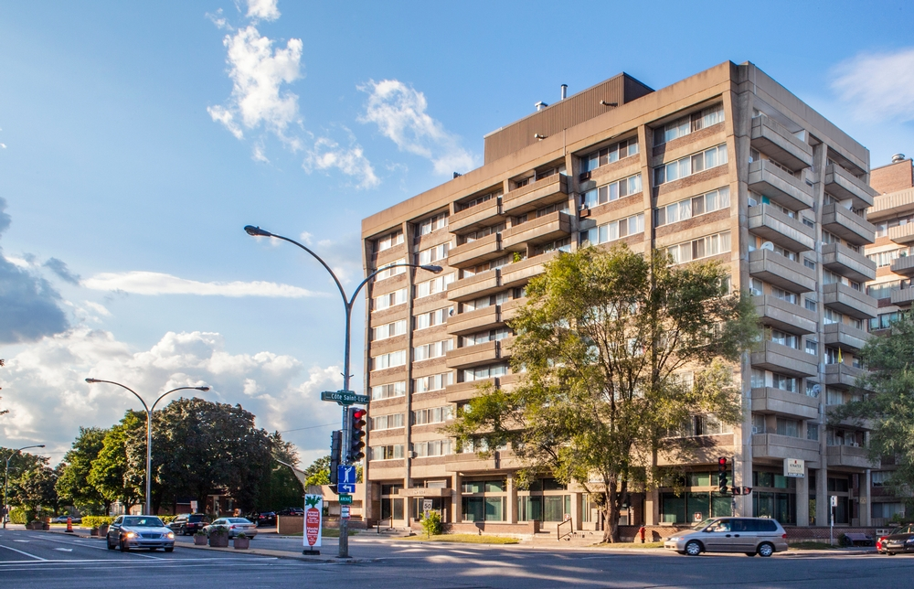 Appartement 2 Chambres a louer à Côte-Saint-Luc a 5505 Cavendish - Photo 02 - TrouveUnAppart – L157312