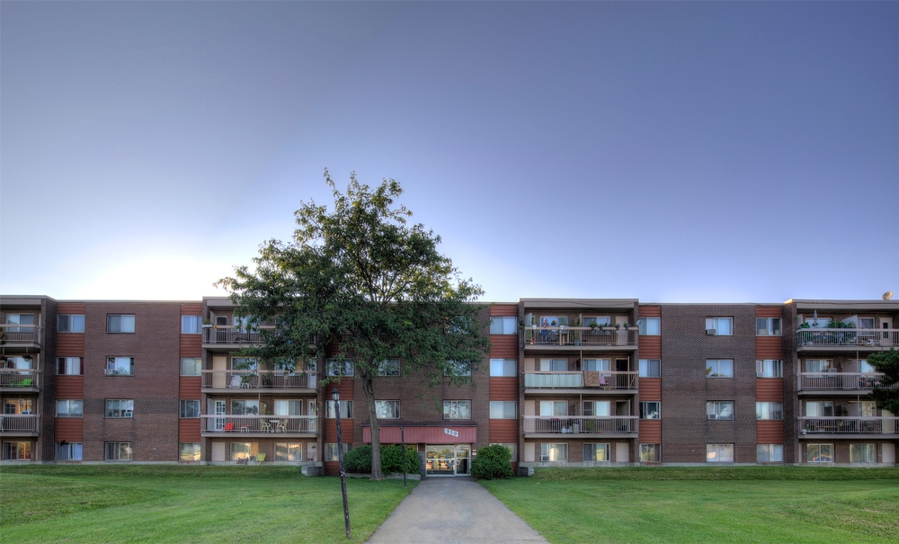Appartement 2 Chambres a louer à Laval a Papineau Leblanc - Photo 02 - TrouveUnAppart – L9530