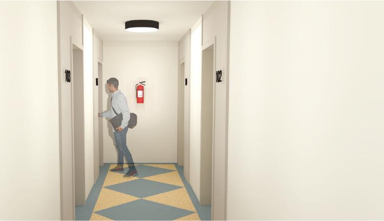 Appartement 1 Chambre a louer à Côte-des-Neiges a 5000 Clanranald - Photo 11 - TrouveUnAppart – L401547