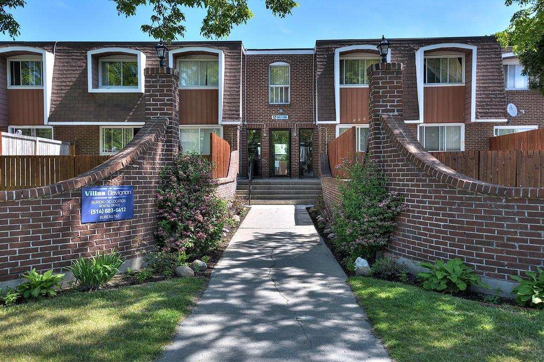 Maison de ville 2 Chambres a louer à Dollard-des-Ormeaux a Villas Davignon - Photo 05 - TrouveUnAppart – L741