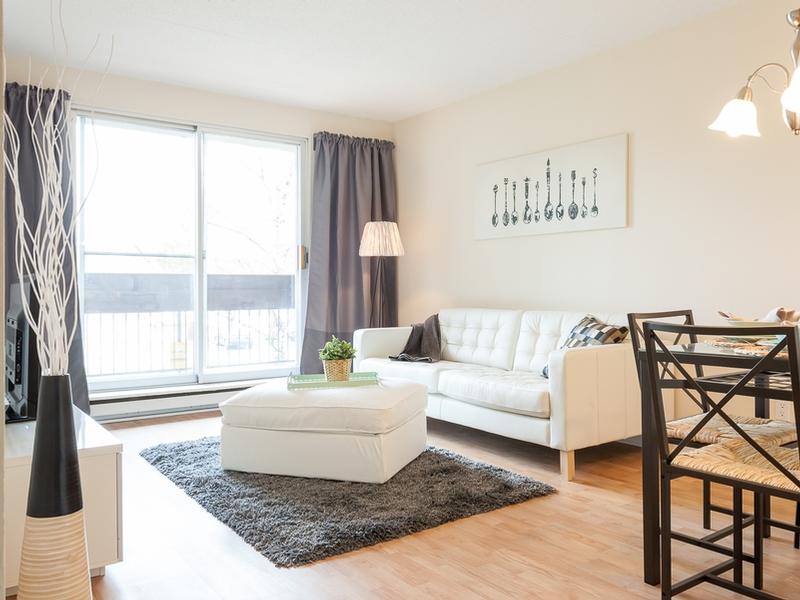 Appartement 1 Chambre a louer à Laval a Habitations Des Chateaux - Photo 09 - TrouveUnAppart – L6067