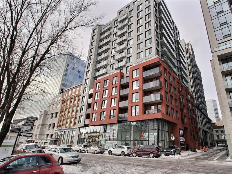 Appartement 3 Chambres a louer à Montréal (Centre-Ville) a Le Saint M2 - Photo 09 - TrouveUnAppart – L295574