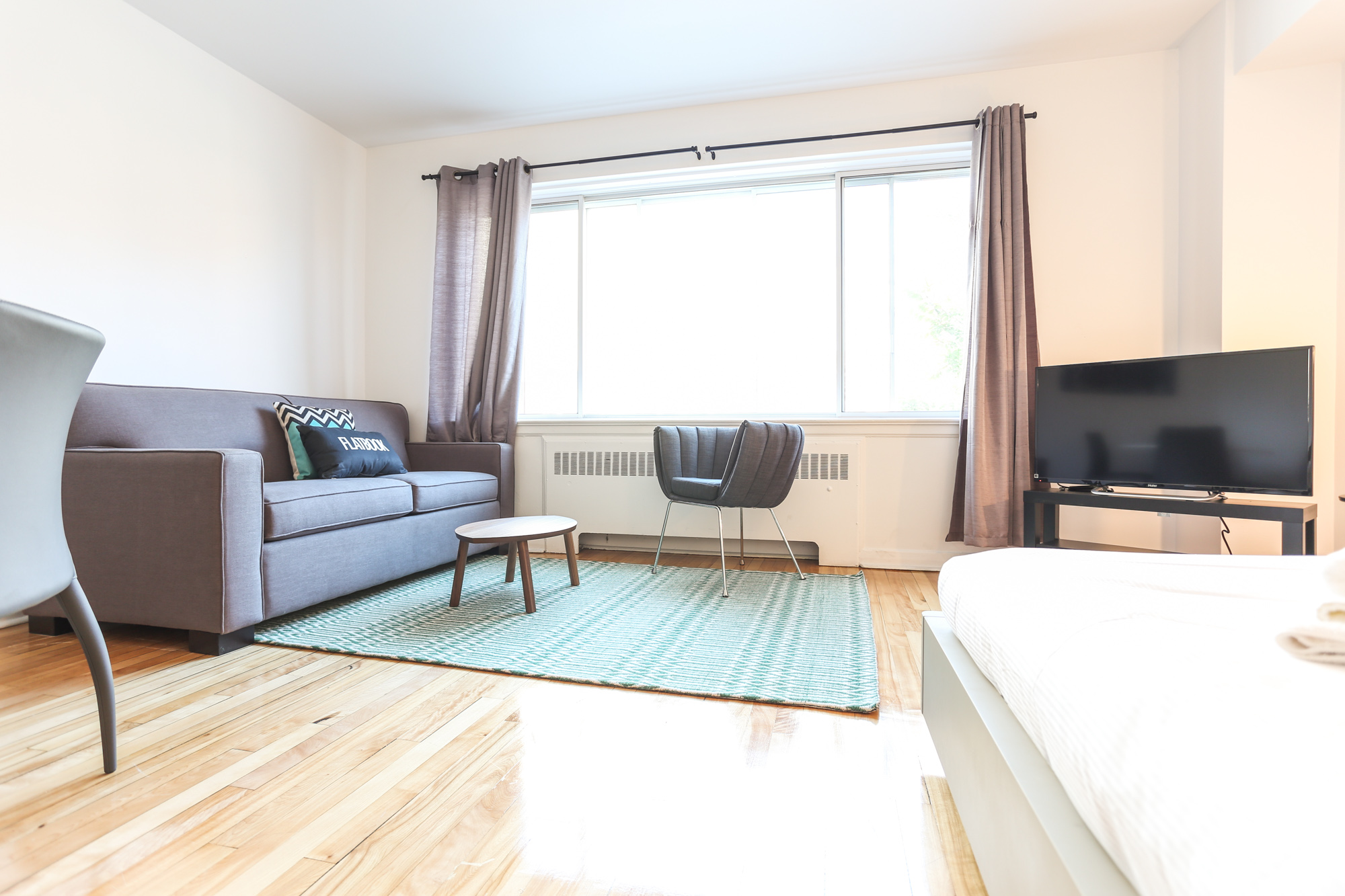 Appartement Studio / Bachelor a louer à Montréal (Centre-Ville) a 1420 St Mathieu - Photo 10 - TrouveUnAppart – L1748