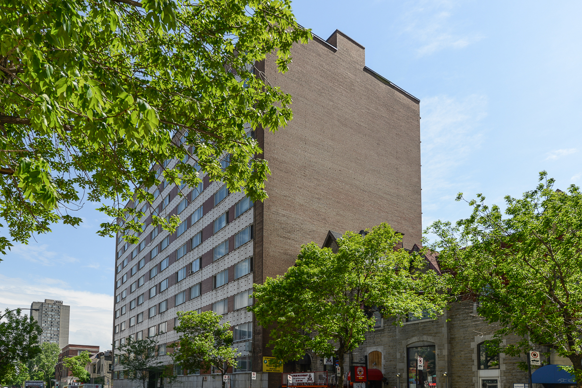 Appartement Studio / Bachelor a louer à Montréal (Centre-Ville) a 1420 St Mathieu - Photo 16 - TrouveUnAppart – L1748