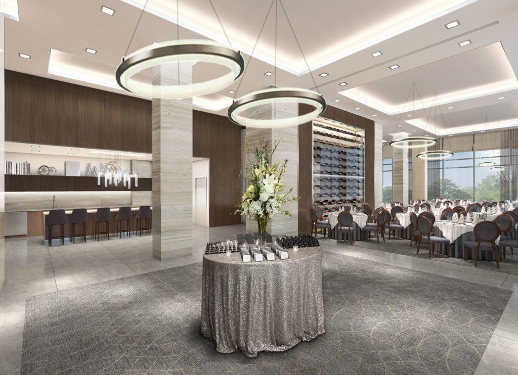 Condo 2 Chambres de luxe a louer à Laval a Collection Equinoxe - Levesque - Photo 06 - TrouveUnAppart – L351128