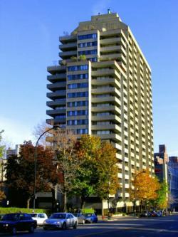Appartement Studio / Bachelor a louer à Montréal (Centre-Ville) a 2021 Atwater - Photo 09 - TrouveUnAppart – L1669