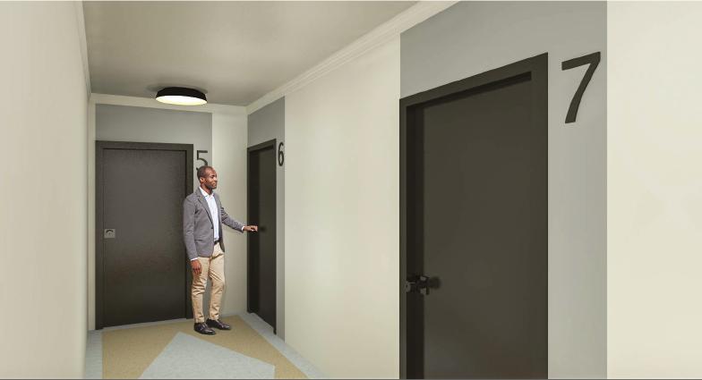Appartement 1 Chambre a louer à Côte-Saint-Luc a Les immeubles MacDonald - Photo 09 - TrouveUnAppart – L401535