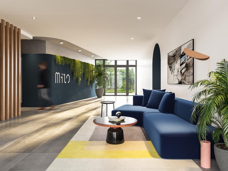 Appartement 1 Chambre a louer à Laval a Milo - Photo 02 - TrouveUnAppart – L405438