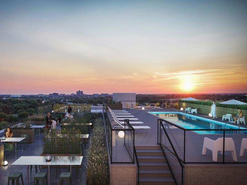 Appartement 1 Chambre a louer à Laval a Milo - Photo 05 - TrouveUnAppart – L405438