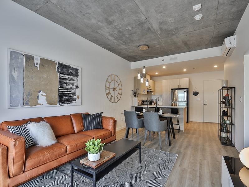 Appartement 1 Chambre a louer à Laval a Milo - Photo 07 - TrouveUnAppart – L405438