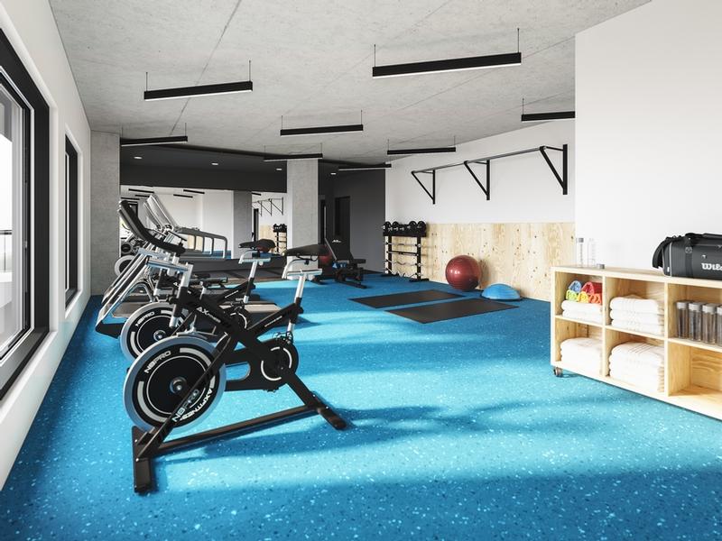 Appartement 1 Chambre a louer à Laval a Milo - Photo 03 - TrouveUnAppart – L405438