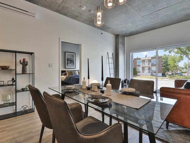 Appartement 1 Chambre a louer à Laval a Milo - Photo 09 - TrouveUnAppart – L405438
