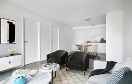 Appartement 1 Chambre a louer dans la Ville de Québec a Les Appartements du Verdier - Photo 01 - TrouveUnAppart – L407122