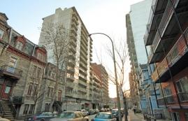 Appartement 2 Chambres a louer à Montréal (Centre-Ville) a Le Barcelona - Photo 01 - TrouveUnAppart – L6053
