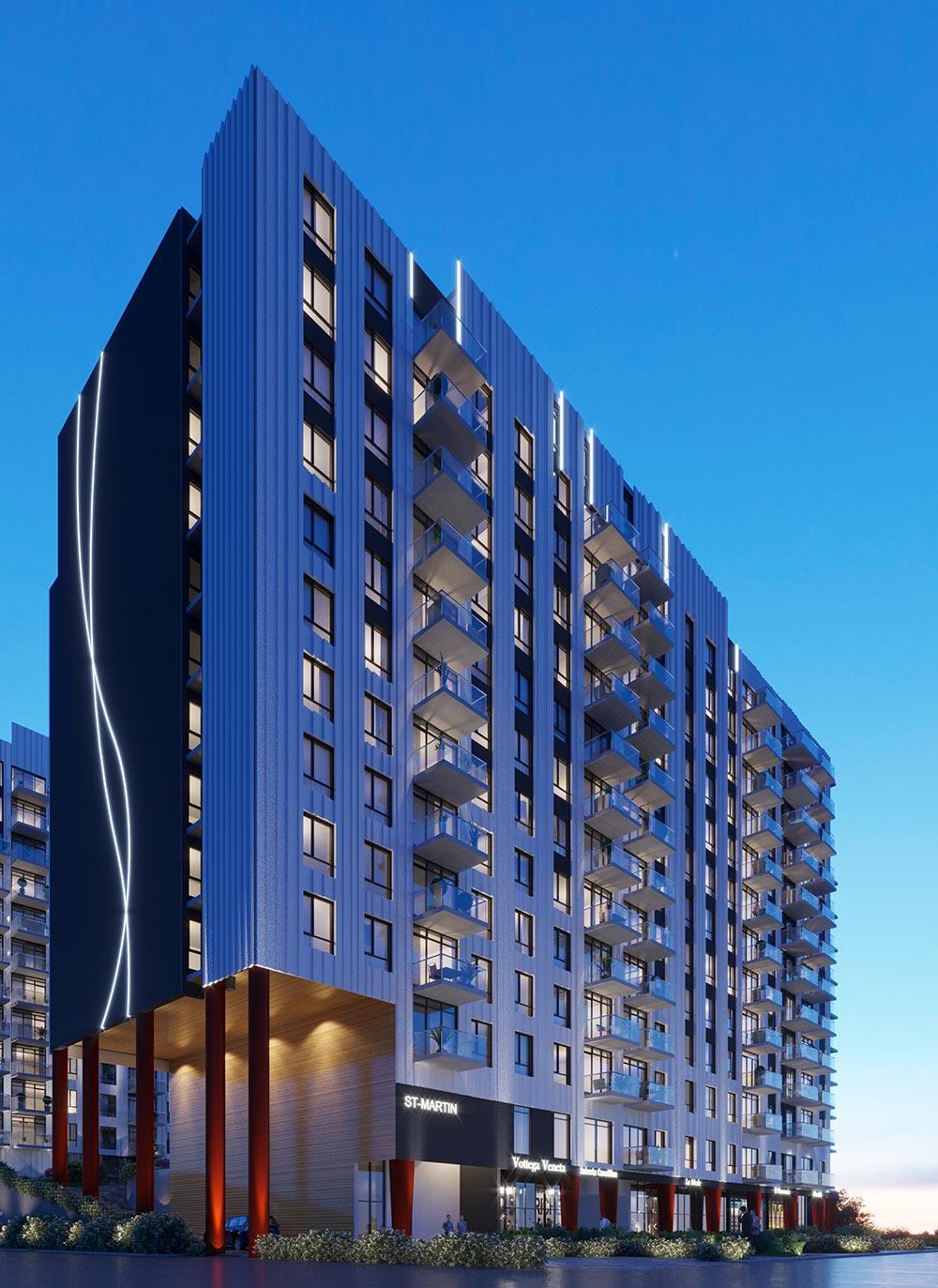 Appartement 2 Chambres a louer à Laval a 1625 Boulevard Daniel-Johnson - Photo 02 - TrouveUnAppart – L285423