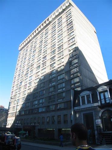 Appartement Studio / Bachelor a louer à Montréal (Centre-Ville) a 1650 Lincoln - Photo 04 - TrouveUnAppart – L3736
