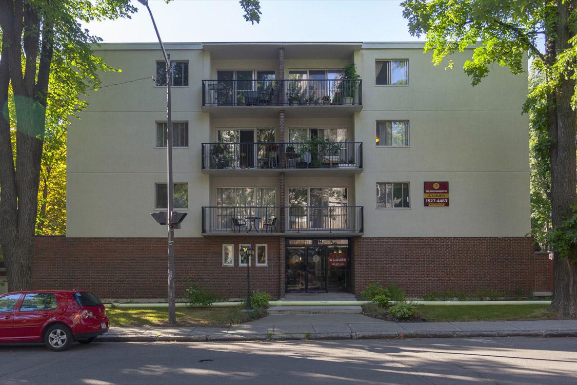 Appartement 1 Chambre a louer dans la Ville de Québec a Appartements Pere-Marquette - Photo 02 - TrouveUnAppart – L279634
