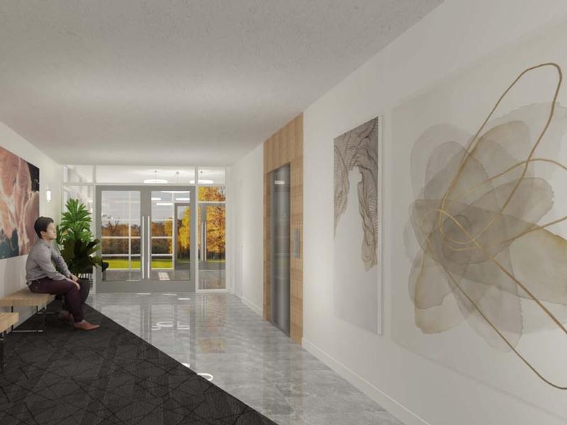 Appartement 1 Chambre a louer à Laval a Allure sur le Golf - Photo 03 - TrouveUnAppart – L401572