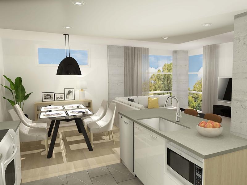 Appartement 1 Chambre a louer à Laval a Allure sur le Golf - Photo 02 - TrouveUnAppart – L401572