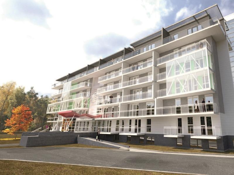 Appartement 1 Chambre a louer à Laval a Allure sur le Golf - Photo 01 - TrouveUnAppart – L401572