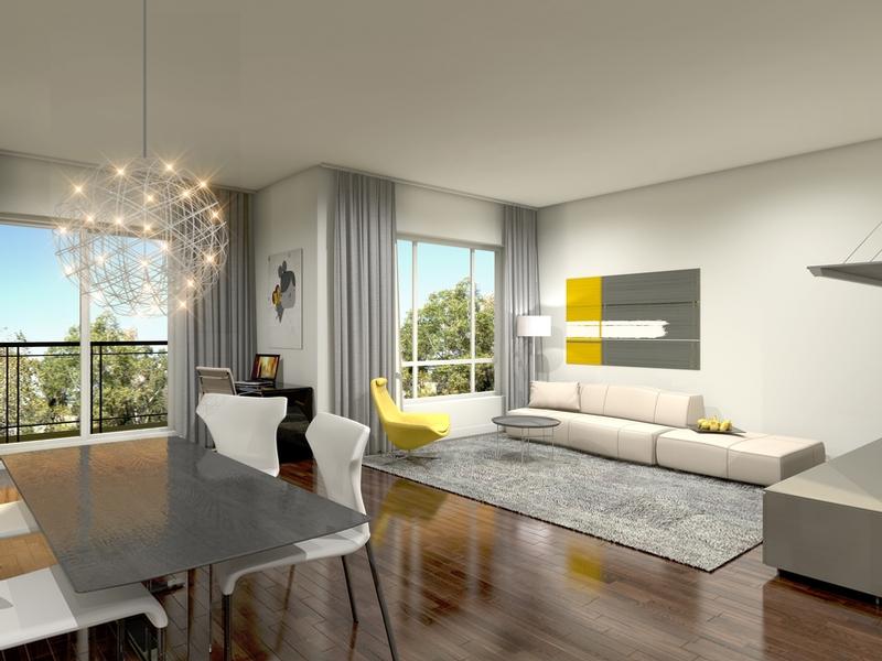 Appartement 1 Chambre a louer à Pointe-Claire a H1 Harmonie Urbaine - Photo 03 - TrouveUnAppart – L323426
