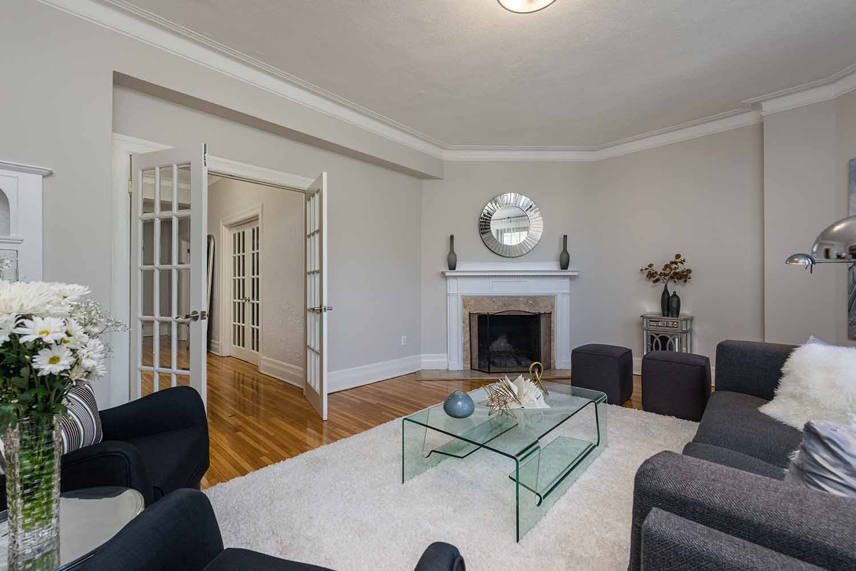Appartement 1 Chambre de luxe a louer à Montréal (Centre-Ville) a Haddon Hall - Photo 02 - TrouveUnAppart – L2256