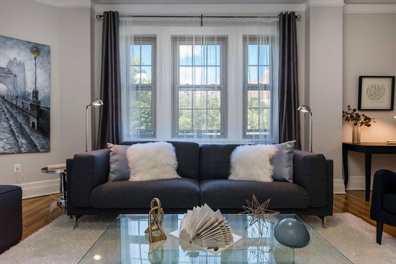 Appartement 1 Chambre de luxe a louer à Montréal (Centre-Ville) a Haddon Hall - Photo 03 - TrouveUnAppart – L2256