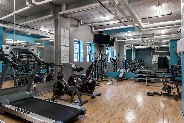 Appartement 1 Chambre de luxe a louer à Montréal (Centre-Ville) a Haddon Hall - Photo 08 - TrouveUnAppart – L2256